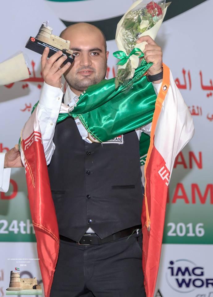 Amir Sarkhosh - Iran