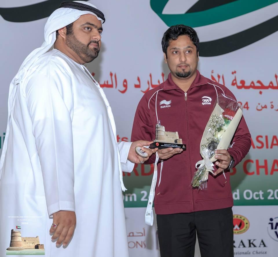 Bashar Hussain - Qatar